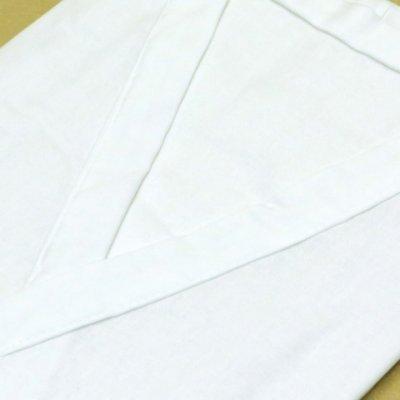 画像4: メンズ着物用インナー 男性用和装肌着 肌襦袢 肌じゅばん 日本製 M/Lサイズ【白】