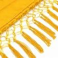画像6: しごきと帯揚げセット 七五三の着物に 子供用の志古貴と帯揚げ【山吹】