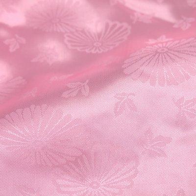 画像3: 【訳あり】七五三 3歳女の子用 日本製の被布コート 合繊 (単品)【ピンク】
