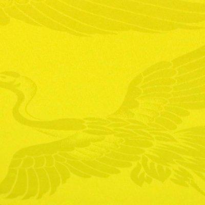 画像3: 七五三 子供着物用 正絹 七宝房の志古貴(しごき)【黄色】