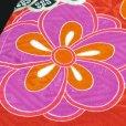 """画像6: 七五三 着物 3歳 女の子のお祝い着セット """"式部浪漫 """" 女の子の被布コートセット(合繊)【白×赤 古典桜】"""