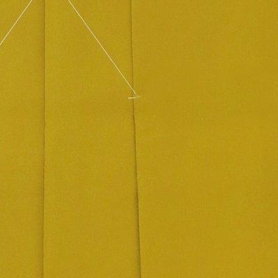 画像3: 卒業式 小学生 ジュニア向け シンプルな無地袴 82cm(140サイズ)【金茶】
