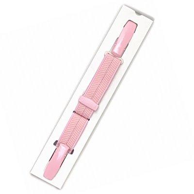 画像3: 子供着物用 和装小物 こどもコーリンベルト クリップタイプのこども着付ベルト【ピンク】