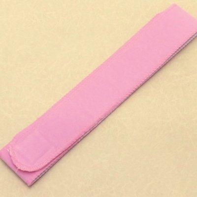画像2: 子供着物用 マジックテープタイプの着物ベルト【ピンク】