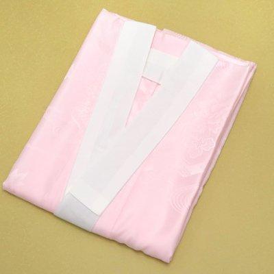 画像3: 着物用長襦袢 小紋 訪問着用 長じゅばん S/M/L/LL【ピンク】