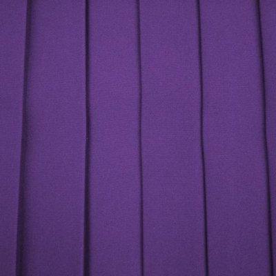 画像4: 卒園式 入学式 七五三 に 7歳女の子用 無地の子供袴【青紫】 紐下丈70cm(120サイズ)