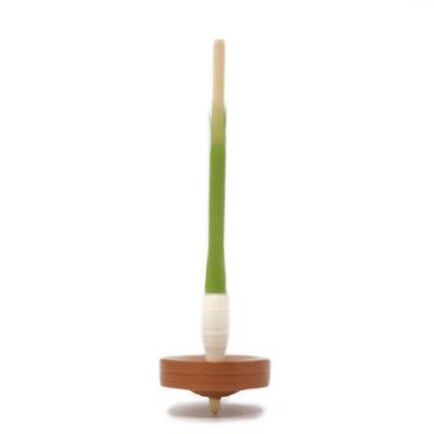 画像3: 京独楽(こま) 京都の伝統工芸品 京野菜コマ【九条ねぎ】