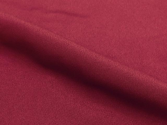画像2: 卒業式の袴セット シンプルな色無地(上質縮緬)の着物【牡丹色】と無地袴【紫】のセット