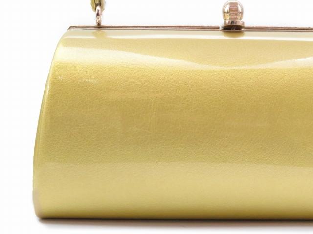 画像3: 礼装用 シンプルな無地の草履バッグセット Sサイズ 【ゴールド】
