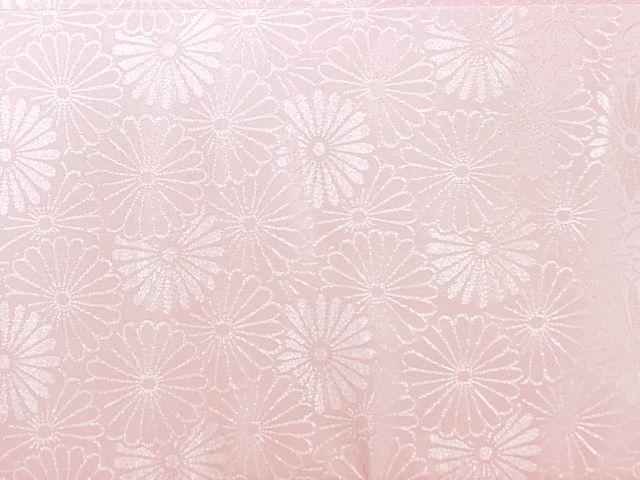 画像2: 和装小物 帯板 ソフト前板 大 ※バンド付き【薄ピンク、菊】