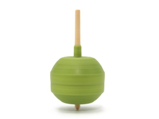 画像3: 京独楽(こま) 京都の伝統工芸品 果物こま【京たんご梨】